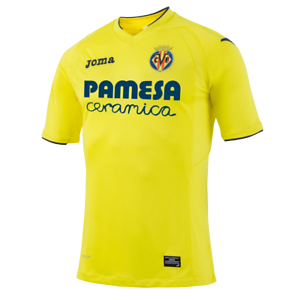 Villarreal 2016//17 Home Jersey