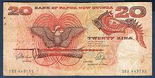 PAPOUASIE NOUVELLE GUINEE - 20 KINA - Pick n° 24 de 2002 en TB SBU 449195