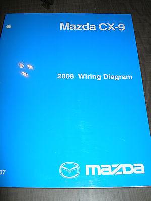 2008 Mazda Cx-9 diagrama de cableado de servicio Manual De Taller   on 2007 mazda 3 wiring diagram, mazda cx 9 door panel removal, 2013 f150 wiring diagram,