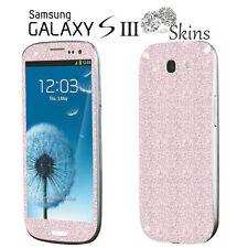 Samsung Galaxy S3 i9300 Skin Designfolie Sticker Aufkleber Bling Strass Folie