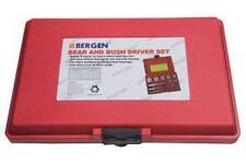Bergen BER6106 17PC ALUMINIUM WHEEL BEARING RACE & SEAL BUSH DRIVER SET TOOL KIT