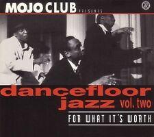 Mojo Club Dancefloor Jazz (1993) 02:Sergio Mendes, Mandrill, Riot, Lee Do.. [CD]