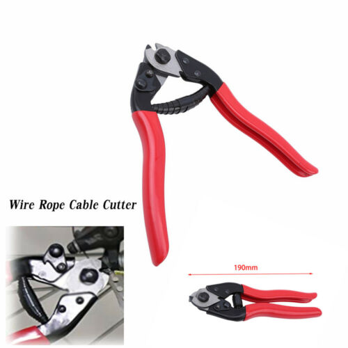 1PC Wire Rope Aircraft Bicycle Cable Cutter for Deck Railing Stainless Steel