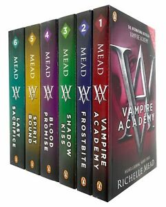 Vampire-Academy-Collection-Richelle-Mead-6-Books-Set-Last-Sacrifice-Spirit-Bound