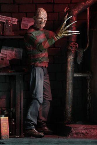 Neca Ultimate FREDDY KRUEGER Nightmare on Elm Street 2 Freddys Revenge Figure