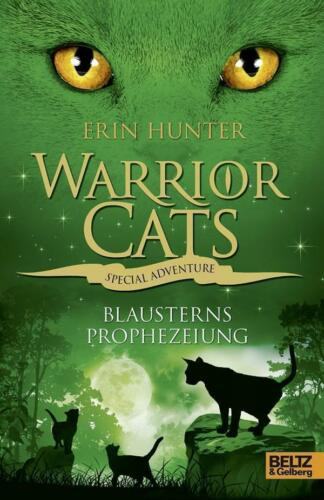 1 von 1 - WARRIOR CATS - Special Adventure 3: BLAUSTERNS PROPHEZEIUNG ►►►ungelesen ° HC°