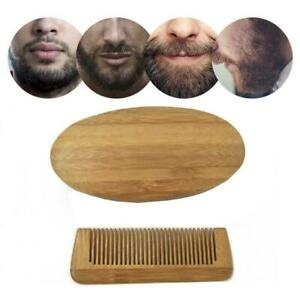Beard-Grooming-amp-Trimming-Kit-For-Men-Care-Beard-Mustache-Gift-Set-Comb-Bru-M2T4