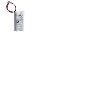 Batterie Per Lampade Di Emergenza Ova.Dettagli Su Batteria Ricambio Lampade Emergenza Ova Schneider Cod 51014e 4 8 Volt 0 8ah