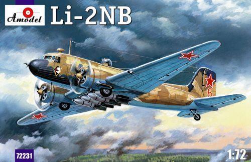 Amodel 1 72 Lisunov Li-2NB
