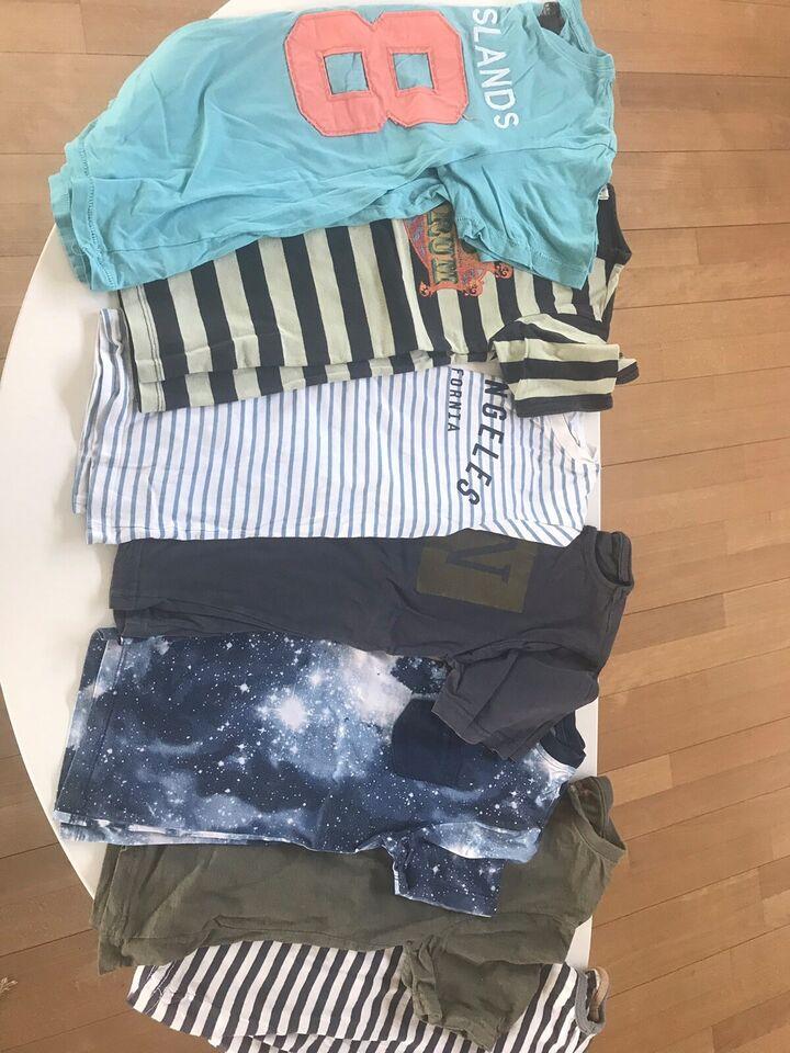 Blandet tøj, Bukser, shorts