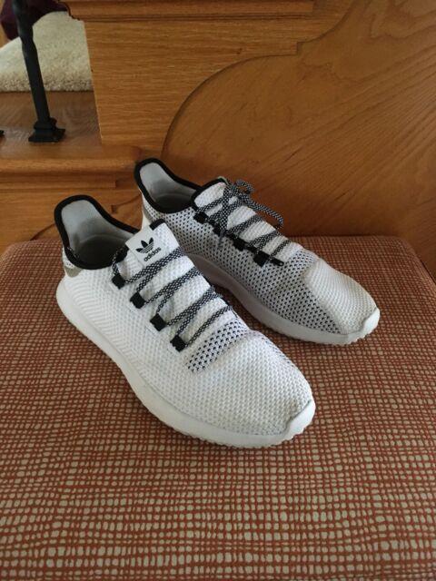 pretty nice f6356 0fc43 Adidas Tubular Shadow Shoes Men's white/black SIZE 11 NEW IN BOX