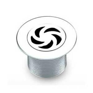 Bristan-Luxury-Shower-Waste-70mm-Flange-Chrome