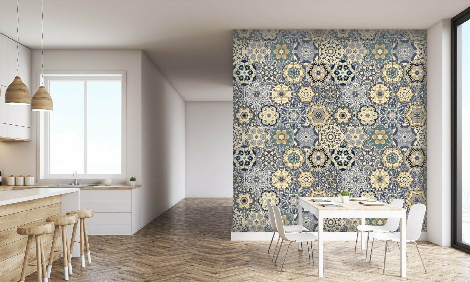 3D Marble Floral 21 Texture Tiles Marble Wall Paper Decal Wallpaper Mural AJ UK
