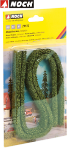 NOCH-21512-Model-Hedges-Light-Green-15-X-8-MM-New-Boxed
