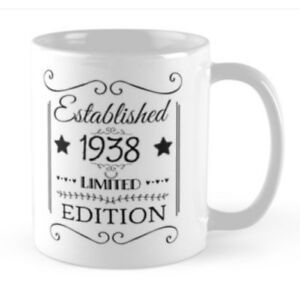 Image Is Loading 80 80th Birthday Small Gift Idea Mug Mugs