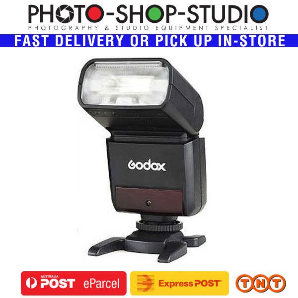 Aus stock* Godox TT350N Speed Mini Light Flash TT350N TTL for Nikon