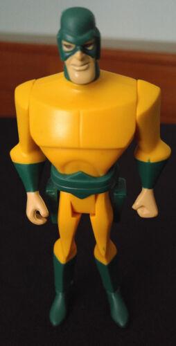 JLU Mirror Master Figure Justice League Unlimited