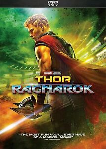 Thor-Ragnarok-DVD-Region-1-Very-Good-condition-from-personal-collection