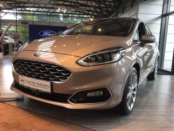 Ford Fiesta 1,0 SCTi 140 Vignale billede 0