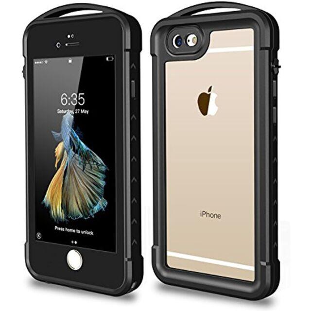 pretty nice 89ba4 742c6 iPhone 6 / 6s Waterproof Case Snowfox Outdoor Underwater Full Body