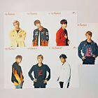 BTS Postcard Official SKT Limited Edition Bangtan Boys Goods Photo Card