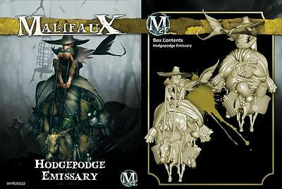 Malifaux Outcasts Hodgepodge Emissary WYR20532 NIB