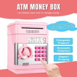 Electronic-Piggy-Bank-Safe-For-Kids-Children-Money-Box-Tirelire-Coins-Cash-ATM