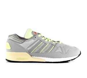 53f55c086 ADIDAS Originals ZX 710 Ice Grey Aluminium Glow Men s Lifestyle ...