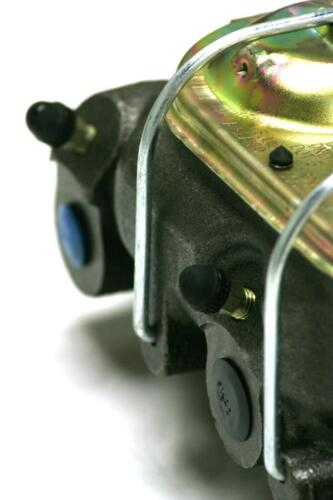 Manual Master Cylinder w/ Bleeders A-Body 9