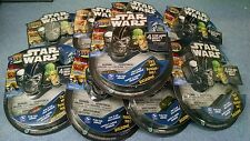 Star Wars Mighty Beanz** LOT OF 10 UNOPENED NEW PKG