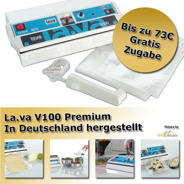 LaVa V100 Premium Folienschweißgerät Vakuumiergerät Vakuumierer Vakuumgerät
