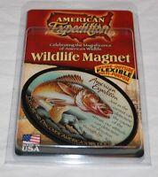 Walleye Fish Wildlife Multi-purpose Magnet