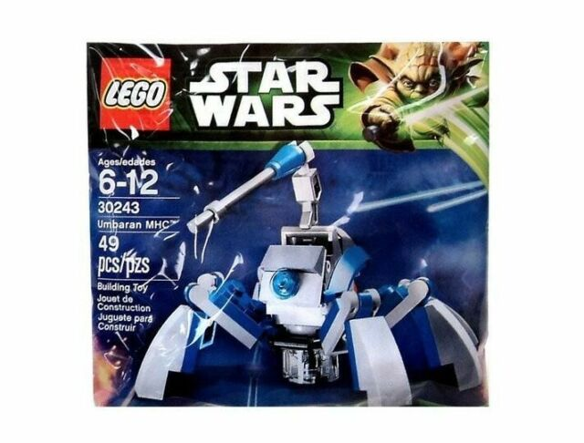 Lego Star Wars - Umbaran MHC - 30243 - Polybag - New - AU