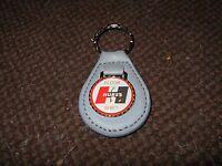 Hurst Shifters Shifter Vintage Shifter Stalk Hurst Logo Keychain Keyring Grey