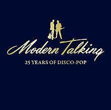 25-Years-Of-Disco-Pop-von-Modern-Talking-CD-Zustand-gut