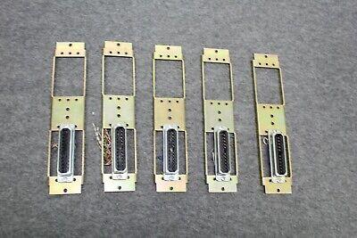 1 x Tuchel T2701 mit Danner Trägerplatte für Neumann //Maihak EAB// Siemens