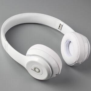 Beats by Dre Solo3 On-Ear Bluetooth Wireless Adjustable Headphones ... fc823ca22b98