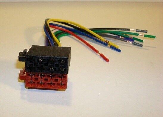 BOSS Marine CD Wire Harness MR637UA MR1306UA MR1440U MR1308UAB MR360UA MR762BRGB