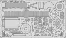 Eduard 1/48 Mikoyan MiG-21F-13 Accessories # 48768
