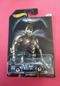 HOT-WHEELS-BATMAN-VS-SUPERMAN-MAD-MANGA-VOITURE-3-7-R-5635