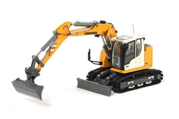 WSI 1 50 SCALE LIEBHERR - R914 COMPACT EXCAVATOR MODEL   BN   04-1125