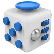 Fidget Cube Desk Toy Stress Anxiety Relief Focus Puzzle Adult ADHD