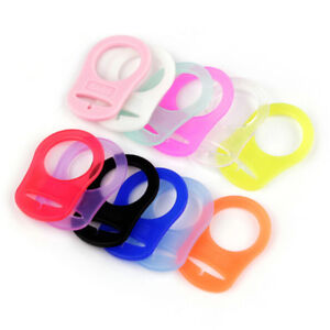 Adapter Baby Ring Holder Pacifier Nipple Dummy MAM Button Clip Safe Material