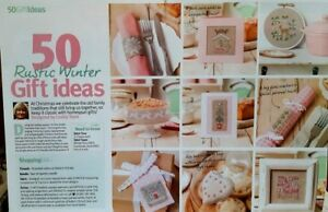 B-Christmas-cross-stitch-chart-50-Rustic-winter-gift-ideas