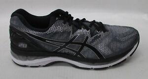 ca83052c25b Asics Mens Gel Nimbus 20 Running Shoes T800N 9790 Carbon Black ...