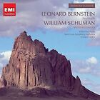 Leonard Bernstein: Serenade: William Schuman: Violin Concerto (CD, May-2008, EMI Classics)