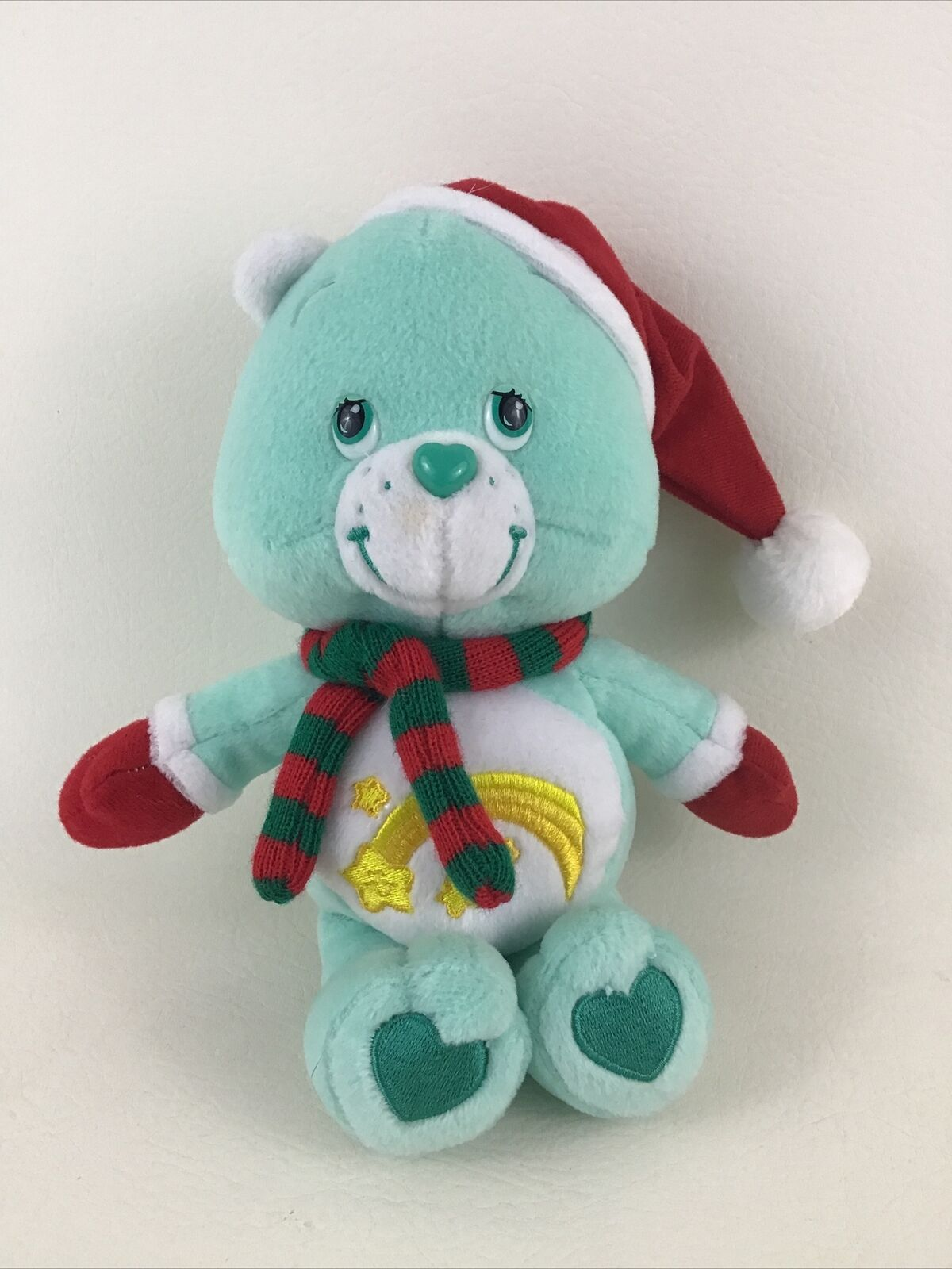Care Bears Wish Bear Christmas Holiday 9 Plush Stuffed Doll Toy 2006 Cute For Sale Online Ebay
