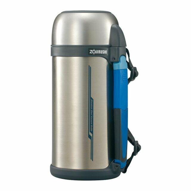 New! Zojirushi SF-CC15-XA Stainless Steel Thermos Bottle Tough 1.5L from Japan!