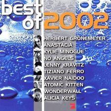 Best of 2002 Herbert Grönemeyer, Anastacia, Atomic Kitten, Tiziano Ferr.. [2 CD]