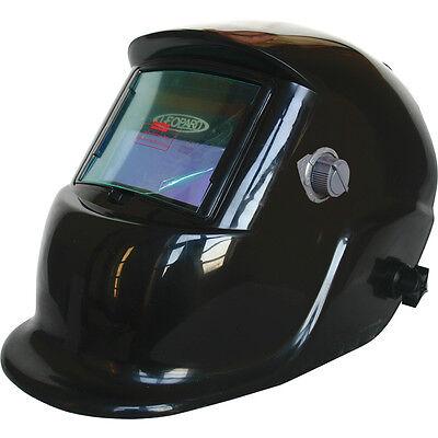 Leopard Auto Darkening Welding Helmet Mask Welders Grinding Function Solar Power